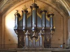 Orgue de Saint-Félix Lauragais
